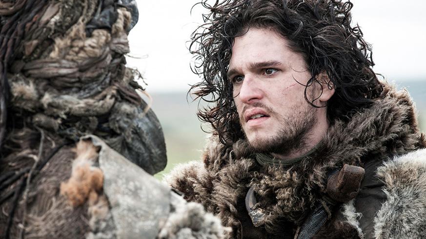 Jon Snow Brooding