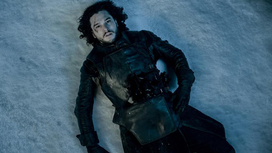 Jon Snow Dying