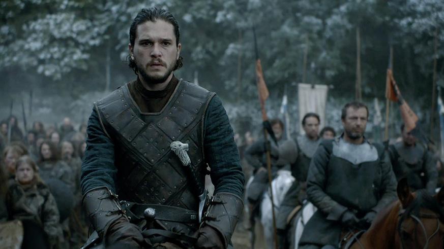 Jon Snow Being Hot