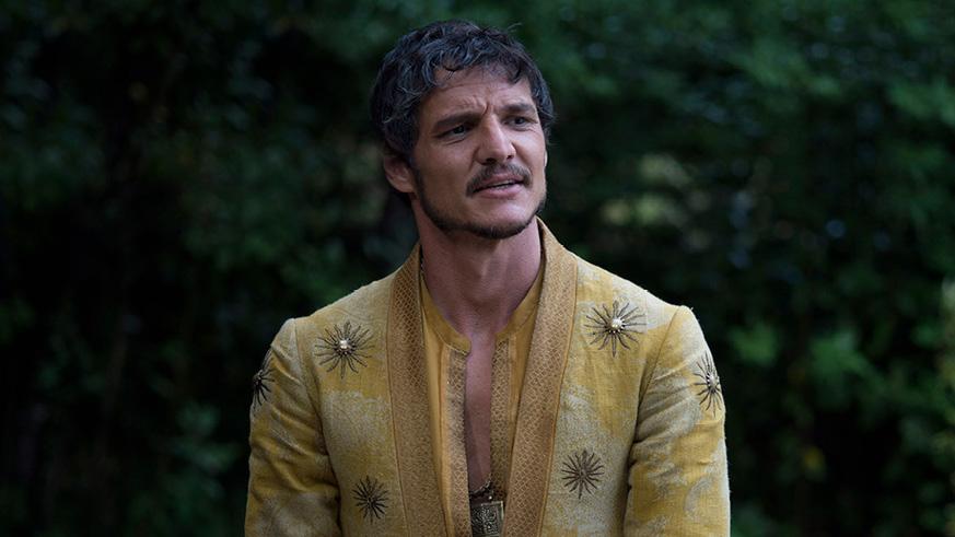 Oberyn Martell Being Hot