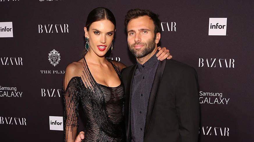 Alessandra Ambrosio Husband Split