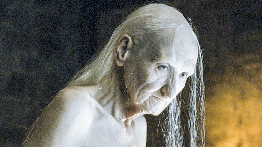 Melisandre old crone