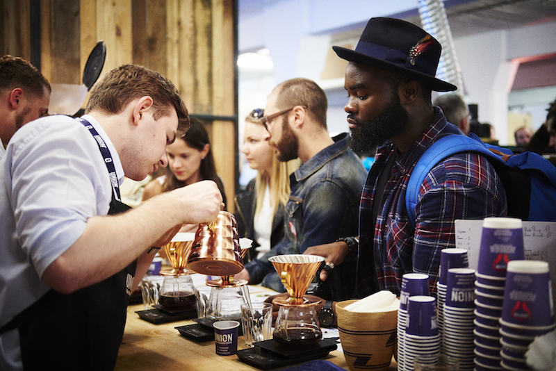 things to do in nyc coffee festival 2018