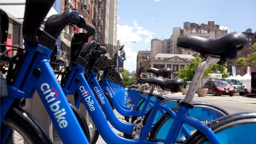 citi bike is expanding in NYC