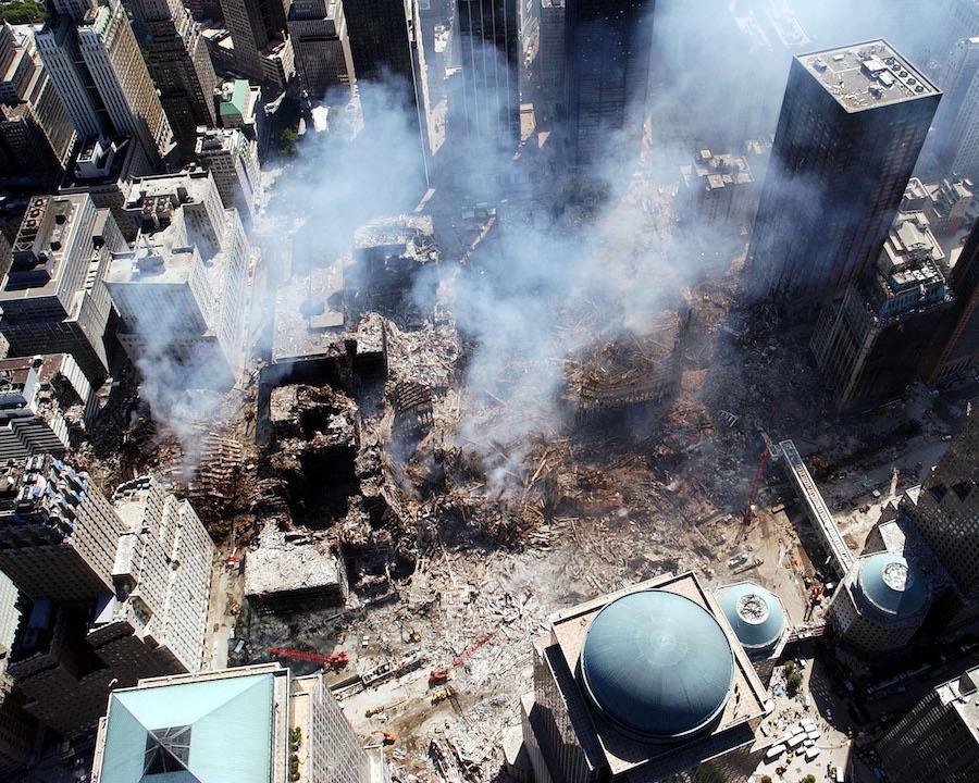 9/11 exposure | 9/11 lung disease