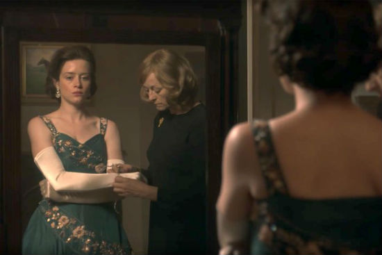 The Crown Season 2 Release Date Claire Foy QEII