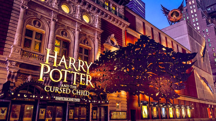 harry potter and the cursed child broadway lyric theatre