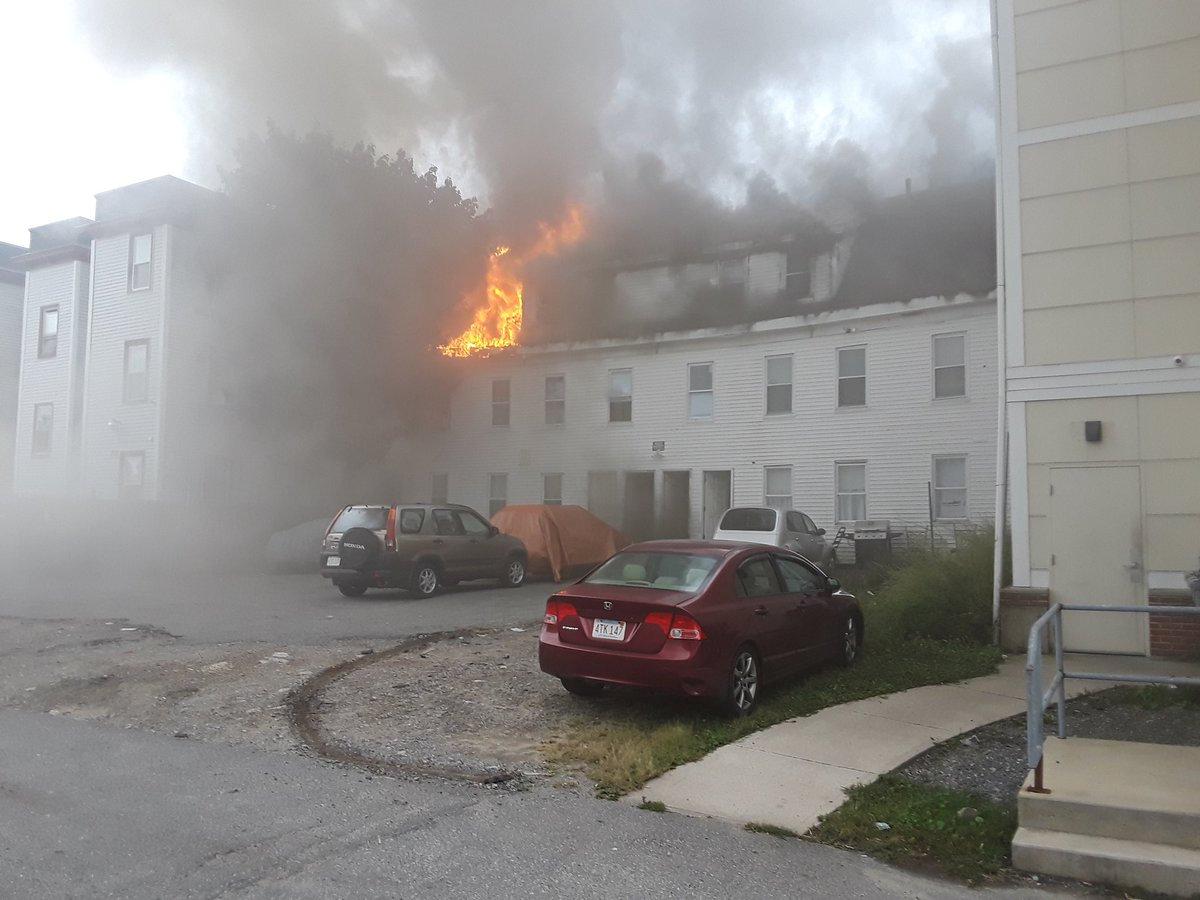 gas explosions rock Massachusetts suburbs