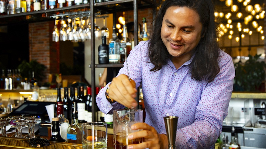 2019 bar trends cocktails spirits drinking styles