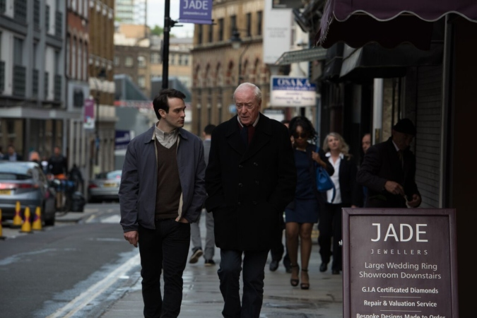 Who Is Basil From The Hatton Garden Robbery Charlie Cox And The