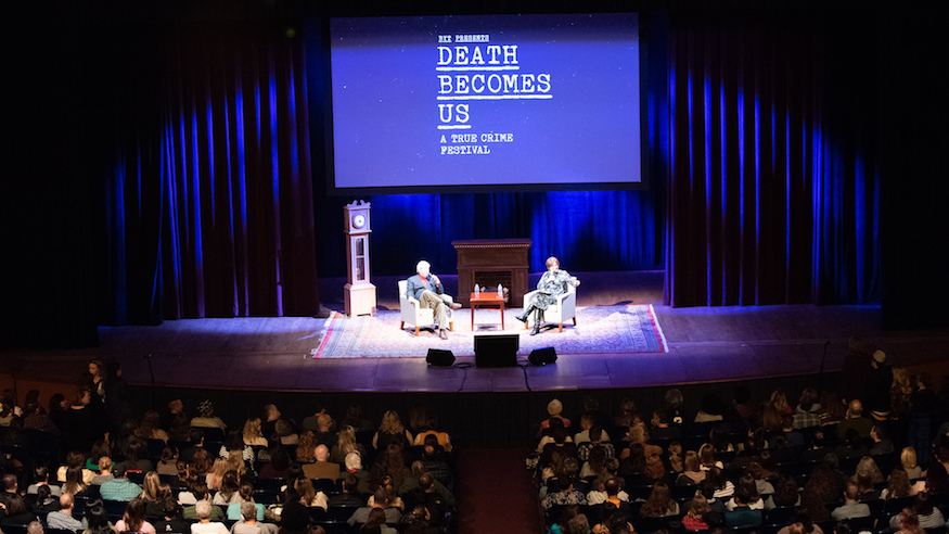 death becomes us nyc true crime festival brightest young things everything you need to know