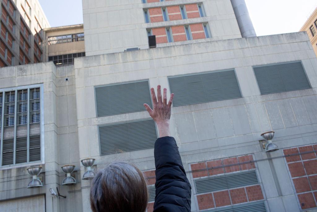 metropolitan detention center lawsuit attorney general letitia james