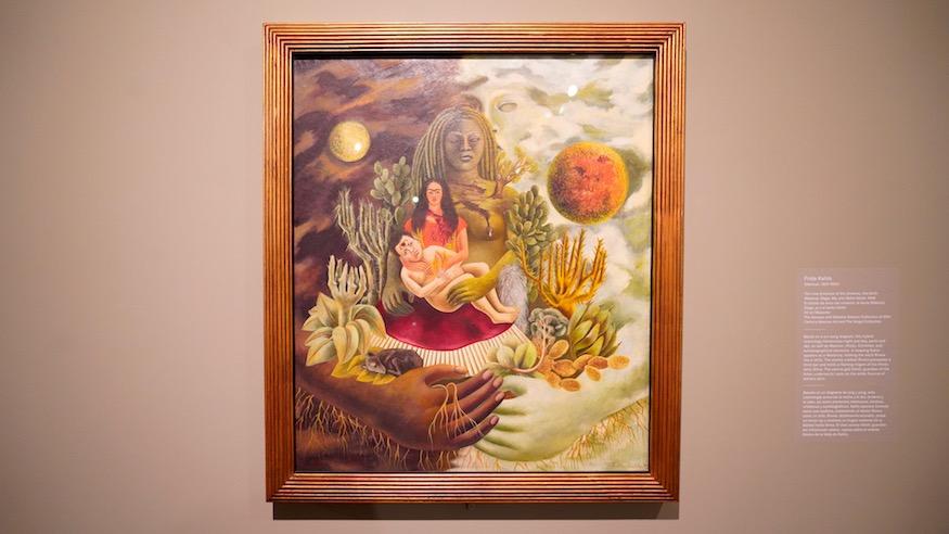 frida kahlo exhibit brooklyn museum