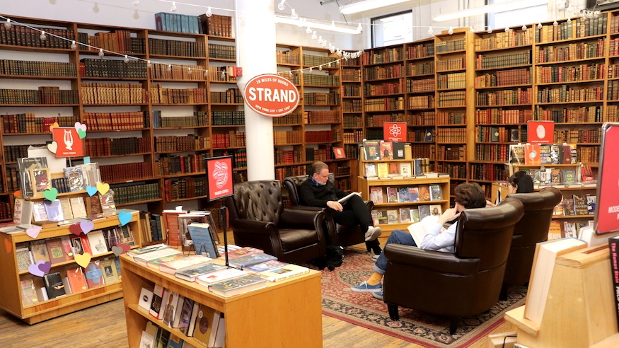 the strand bookstore nyc landmark preservation commission 828 broadway