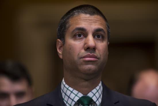 FCC head Ajit Pai