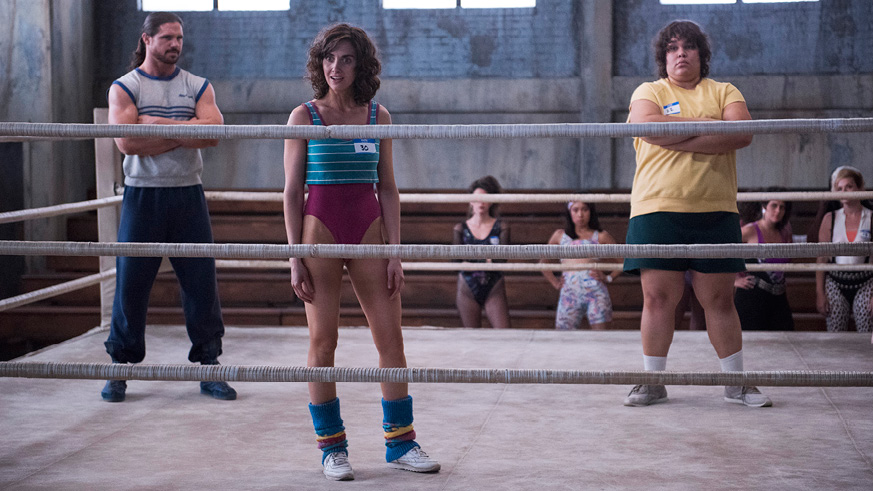 Alison Brie Glow Season 1 Review The Ring