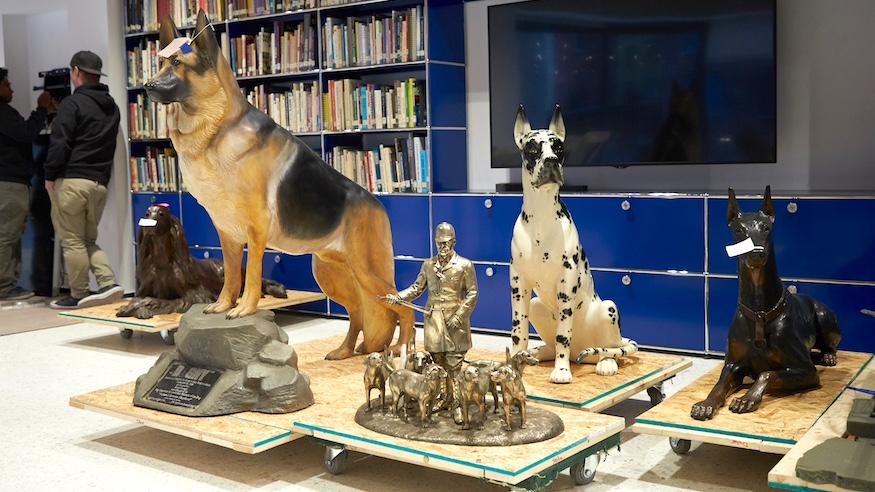 american kennel club akc museum of the dog nyc