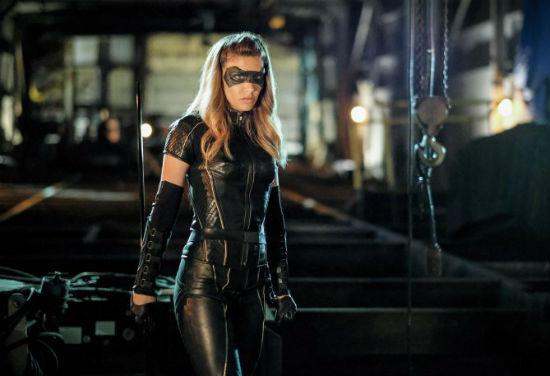 Arrow Season 6 Episode 1 Black Canary