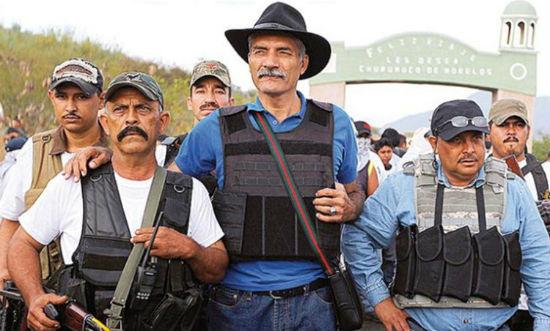 best crime documentaries on Netflix cartel land