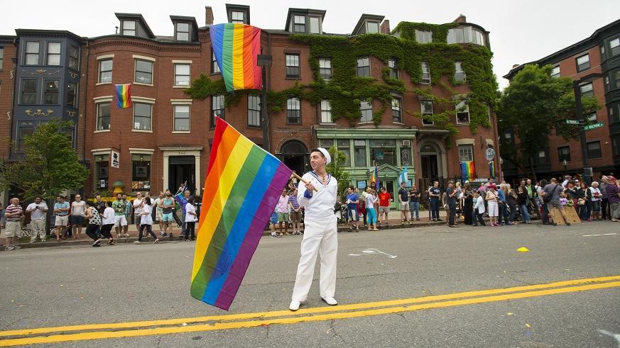 boston pride parade 2018