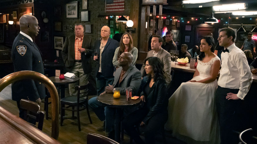 Brooklyn Nine-Nine season 6 episode 1 recap