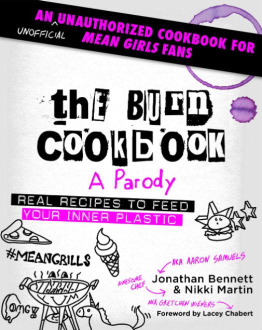 Mean Girls cookbook,