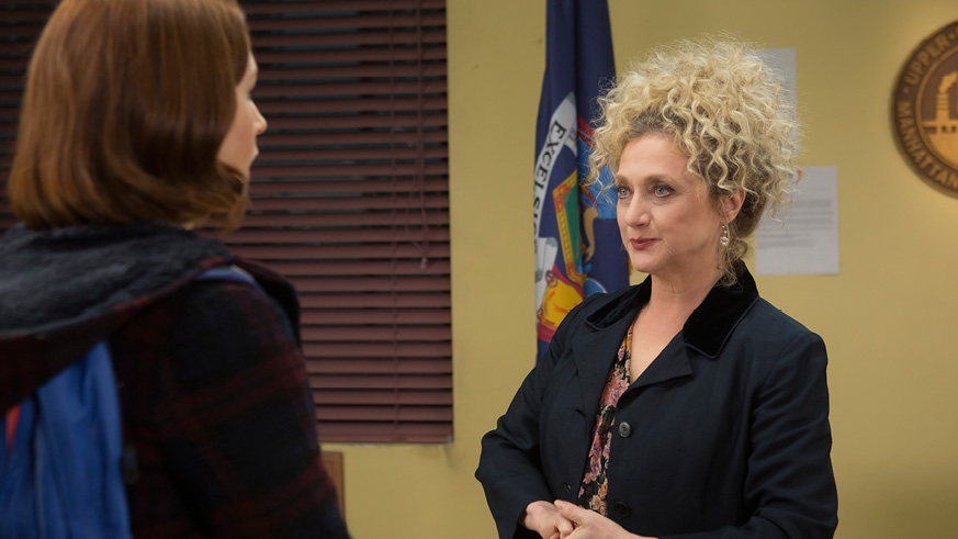 Carol Kane Unbreakable Kimmy Schmidt Season 3 Still