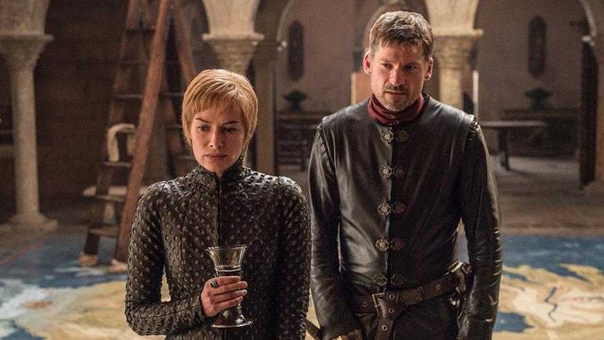 Cersei Jaime Game of Thrones Season 7