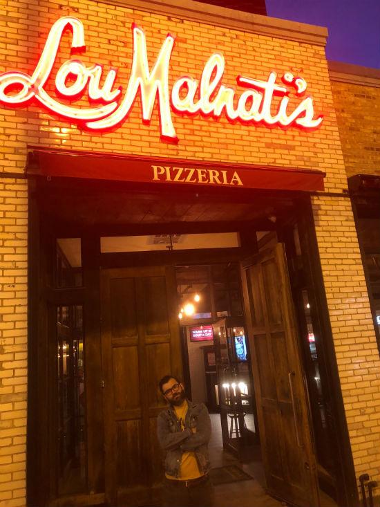 Chicago deep dish lou malnatis