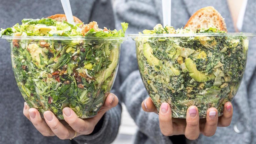 ritual app eats week 2018 chopt salad 50% off lunch nyc discounts