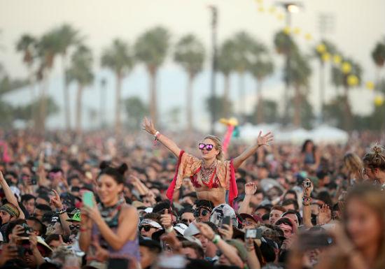 How to live stream Coachella
