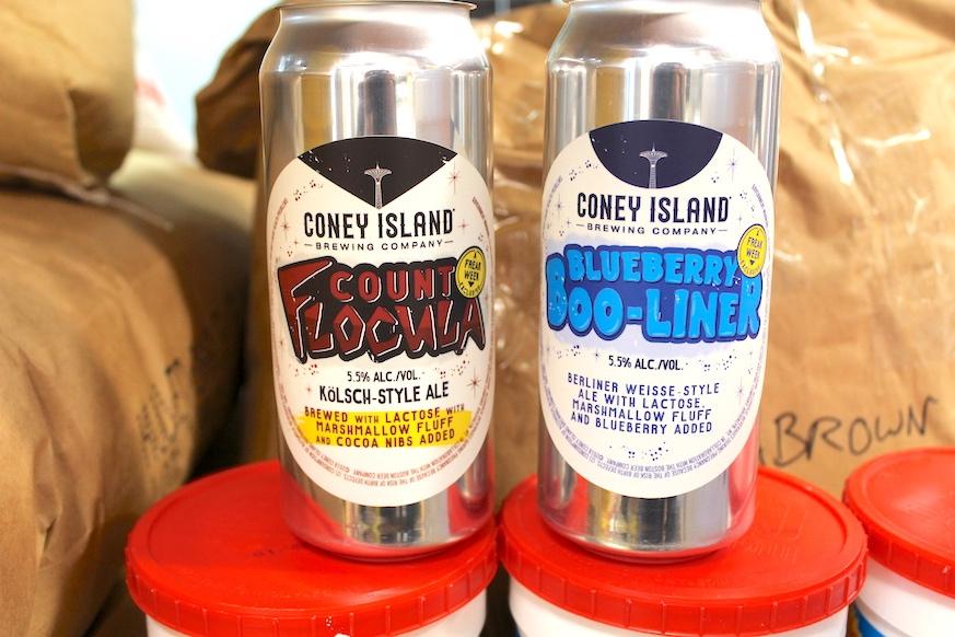 coney island brewing cereal beer freak week