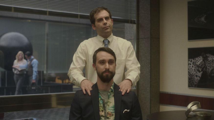 Corporate season 2 stars Matt Ingebretson and Jake Weisman