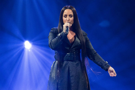 Demi Lovato in rehab: She's finally released