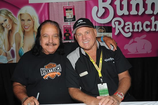 Dennis Hof and Ron Jeremy