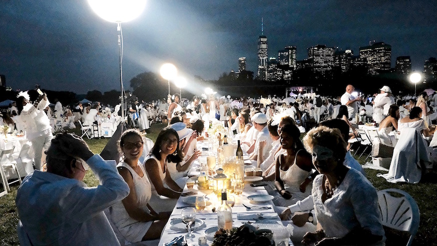 diner en blanc nyc 2018 governors island
