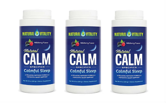 does magnesium help you sleep natural calm