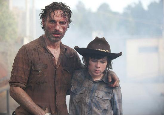 Does Rick Die on The Walking Dead Carl