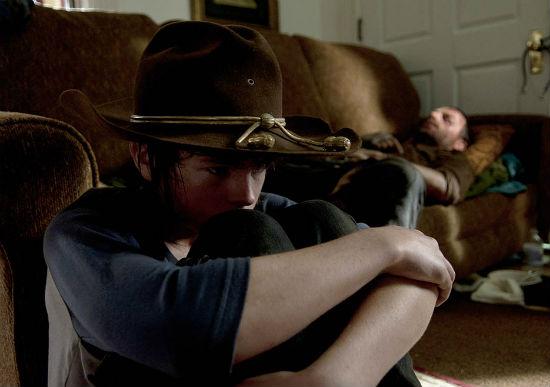 Does Rick Die on The Walking Dead Season 4