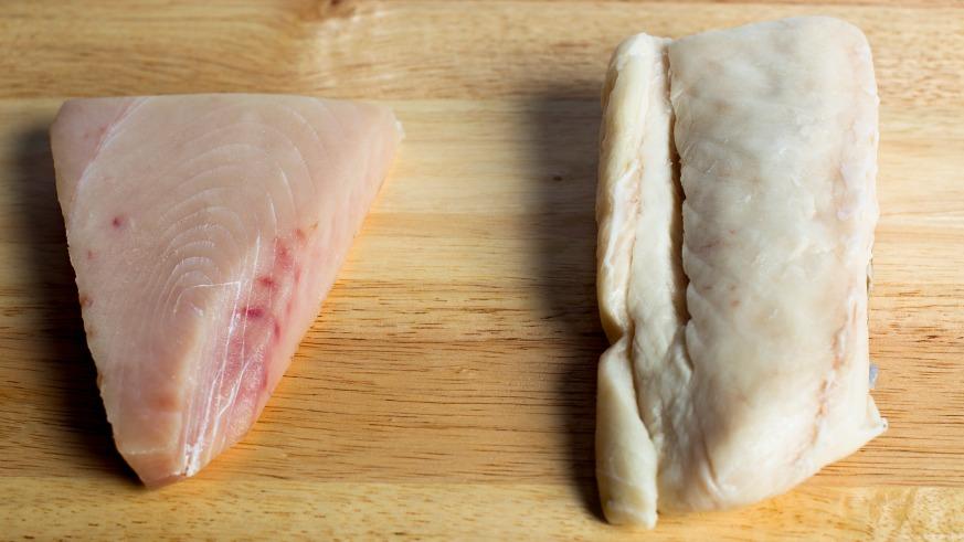 Escolar Fish Fake Tuna