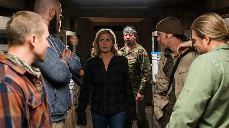 Fear the Walking Dead Season 3 Midseason Premiere Madison Clark