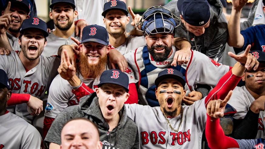 red sox world series road closures