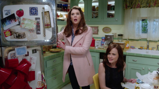 Gilmore Girls: A Year in the Life 2 rumors