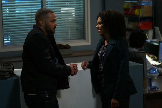 Grey's Anatomy Season 14 Episode 9 Jesse