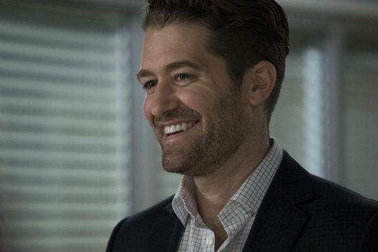Grey's Anatomy Season 14 Episode 9 Matthew Morrison