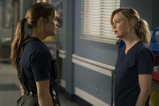 Grey's Anatomy Spinoff Meredith Grey