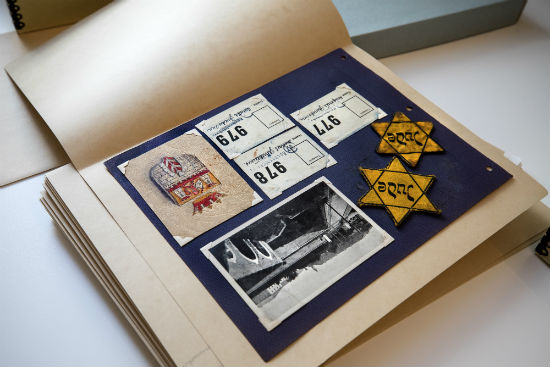 How Many Jews Died in WW2 Museum Artifacts