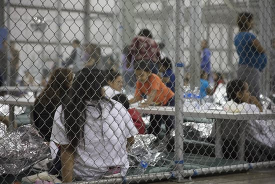 tender age shelters on the U.S. border