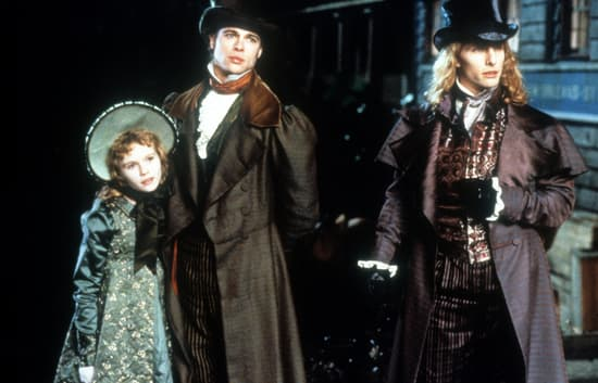 Vampire Chronicles Interview With a Vampire