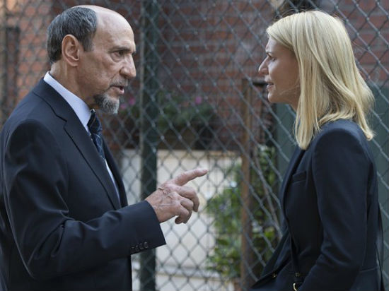 is homeland on netflix carrie